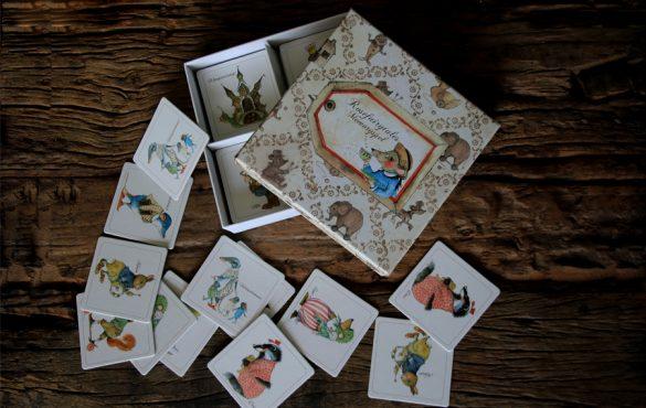 Memoryspel Rosefairytales Dieren