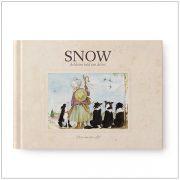 Kinderboek – Snow, de kleine held van de hei