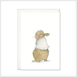 Kaart versturen - postcard - baby konijntje 5
