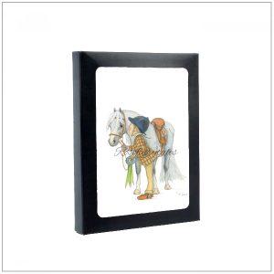 paarden kaartjes